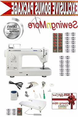 "Juki TL-2000Qi 9"" Long-Arm Sewing and Quilting Machine w/ Ex"