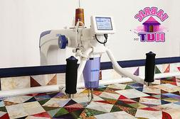 Juki TL-2200QVP Quilt Virtuoso 10 Foot Long Arm Quilter Sewi