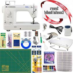Juki TL2000QI Long-Arm Sewing & Quilting Machine w/Quilters