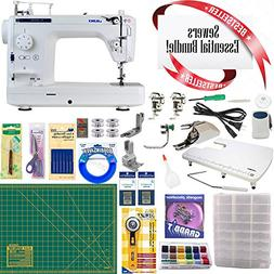 Juki TL2010Q Long-Arm Sewing & Quilting Machine w/ Sewing es