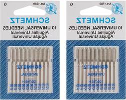 universal 70 90 assorted sewing machine needles