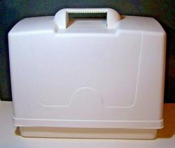 Universal Hard Cover Sewing Machine Storage/Travel Case w/S