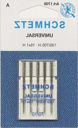 Schmetz Universal Machine Needles Package of 5