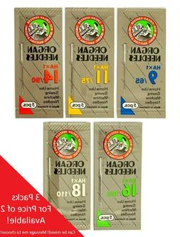 Organ Universal Sewing Machine Needles For Home Domestic Use