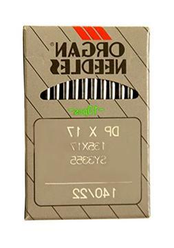 10pcs Organ 135X17 Walking Foot Industrial Sewing Needle Siz
