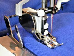 Walking Foot with Guide for Pfaff Sewing Machines