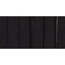 Set of 2 Wrights 4 yards Black Double Fold Bias Tape bundled