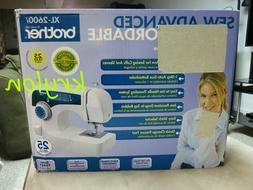 Brother XL-2600i Sew Affordable Free-Arm Sewing Machine Seal
